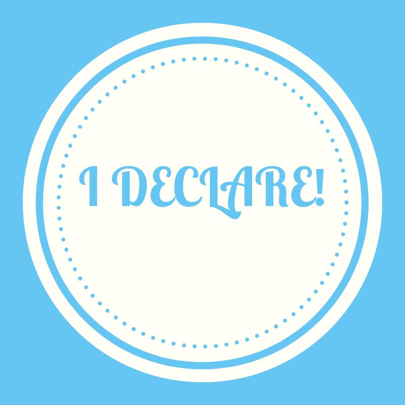 Declaration Day 14